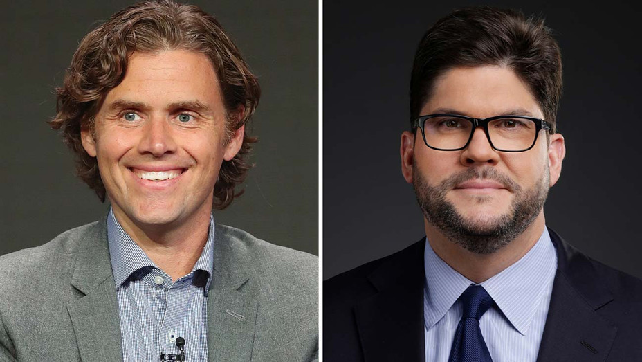 New - Gavin Purcell and Jim Bell - Split-Getty-H 2019