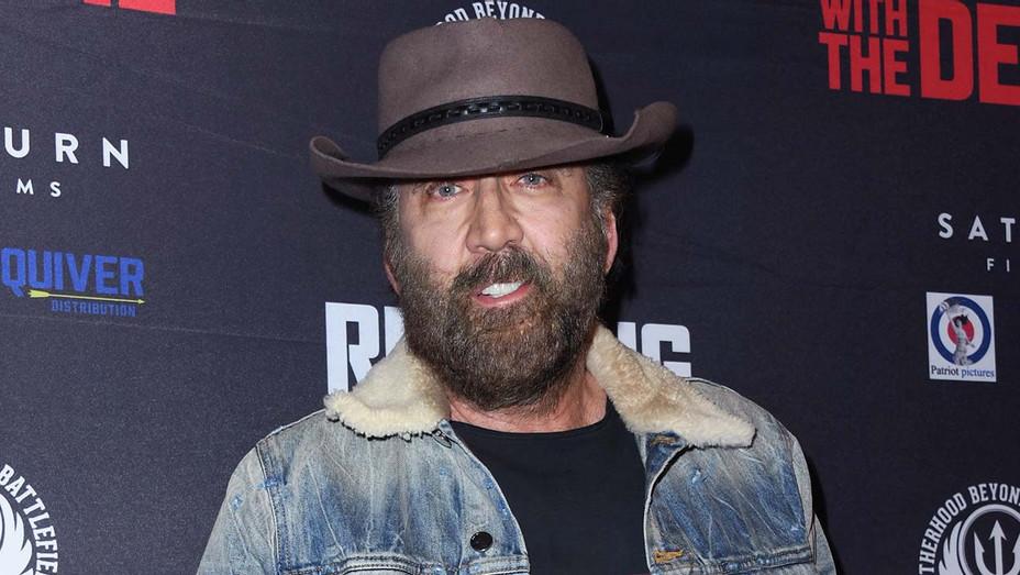 Nicolas Cage - Getty - H 2019