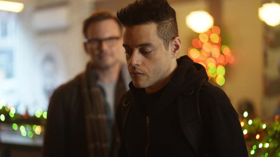 MR. ROBOT - Not Acceptable - Episode 406 - Rami Malek - Publicity-H 2019