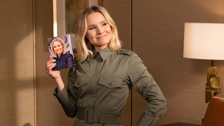 THE GOOD PLACE - A Chip Driver Mystery Episode 406 -  Kristen Bell - Getty - H 2019