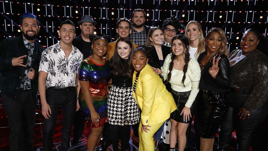 THE VOICE -- Live Top 20 Results - Episode 1715B - Publicity-H 2019