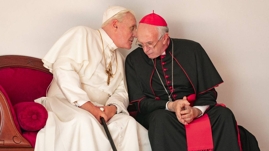 'The Two Popes' - H Publicity 2019