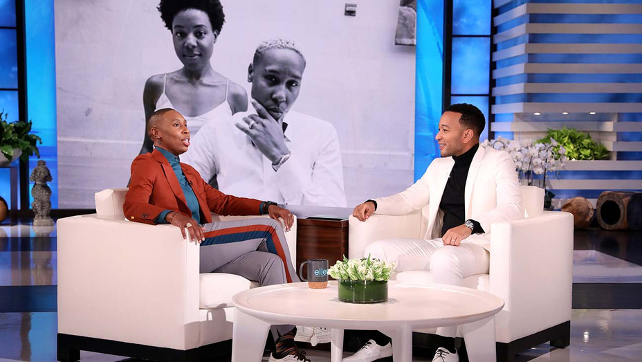 Lena Waithe on The Ellen Show - Publicity-H 2019