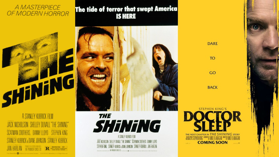 The Shining And Doctor Sleep Posters - H - 2019