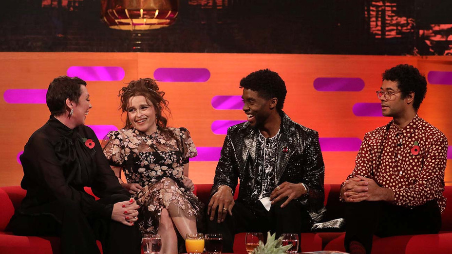 The Graham Norton Show - EPISODE SEVEN – FRIDAY, NOVEMBER 22 - Publicity-H 2019
