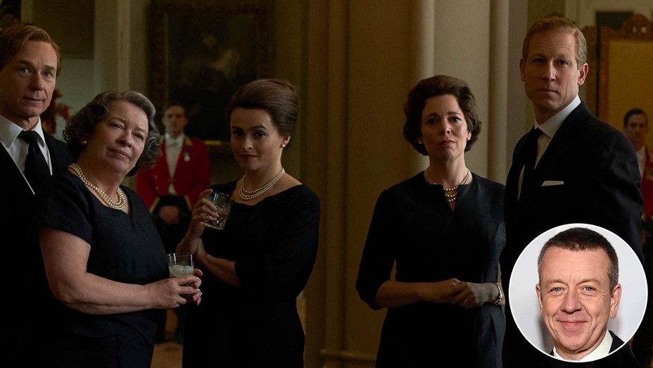 The Crown_Peter Morgan_Inset - Publicity - H 2019