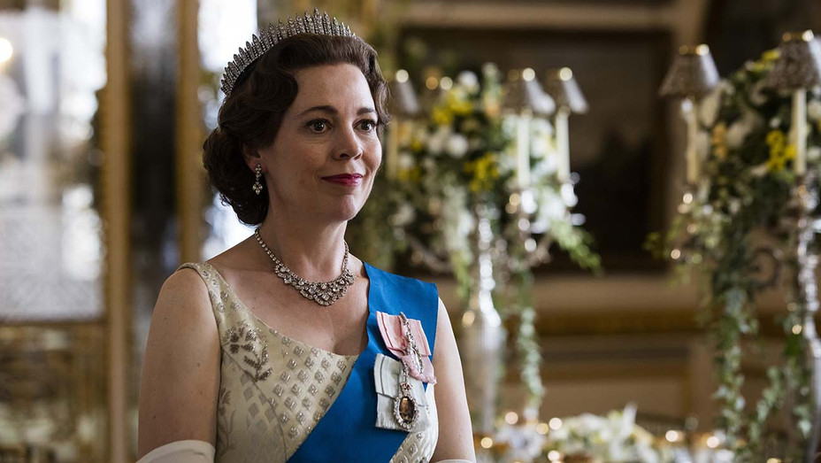 The Crown Still Olivia Colman - Publicity - H 2019