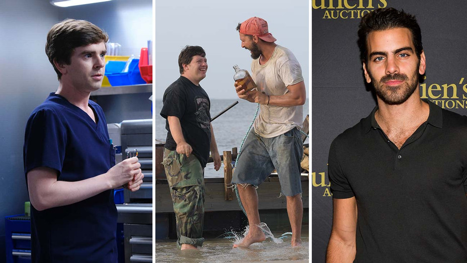 The Good Doctor, The Peanut Butter Falcon_Nyle DiMarco_Split - Publicity - H 2019