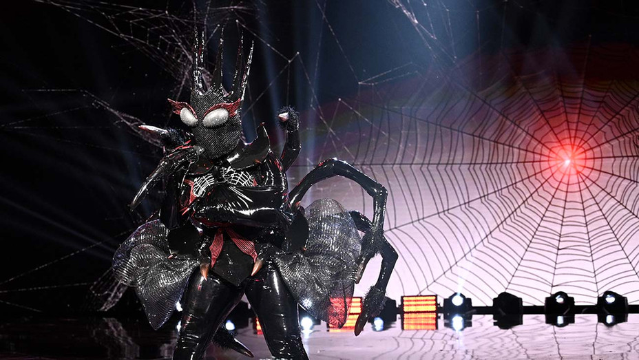 The Masked Singer-The Black Widow - Publicity Still-H 2019