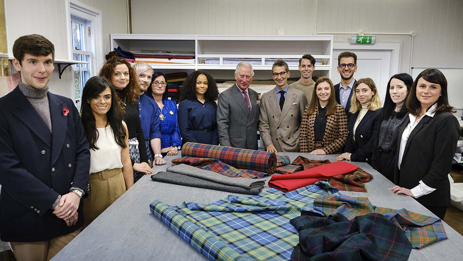 The Modern Artisan students, HRH The Prince of Wales, Federico Marchetti - - Publicity - H 2019