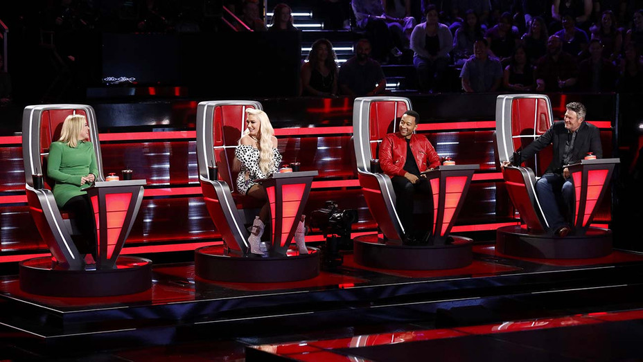 THE VOICE - Knockout Rounds - Publicity Still - H 2019