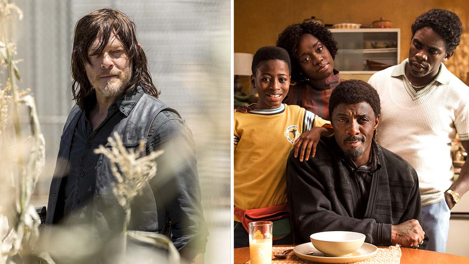 The Walking Dead - In the Long Run - Publicity Stills - Split - H 2019
