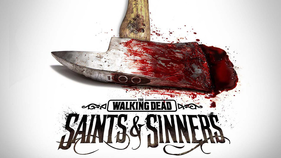 The Walking Dead Saints and Sinners - H - 2019