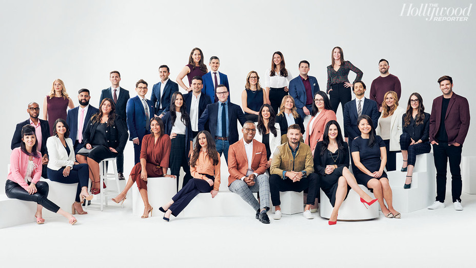 THR Next Gen Execs_33_Group_0890_Ev2 - THR - H 2019