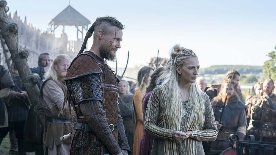 Vikings -season 6- Publicity Still - H 2019