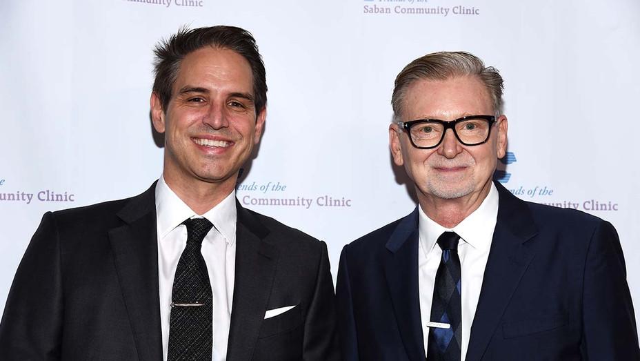 Writer Greg Berlanti and producer Warren Littlefield - Getty - H 2019