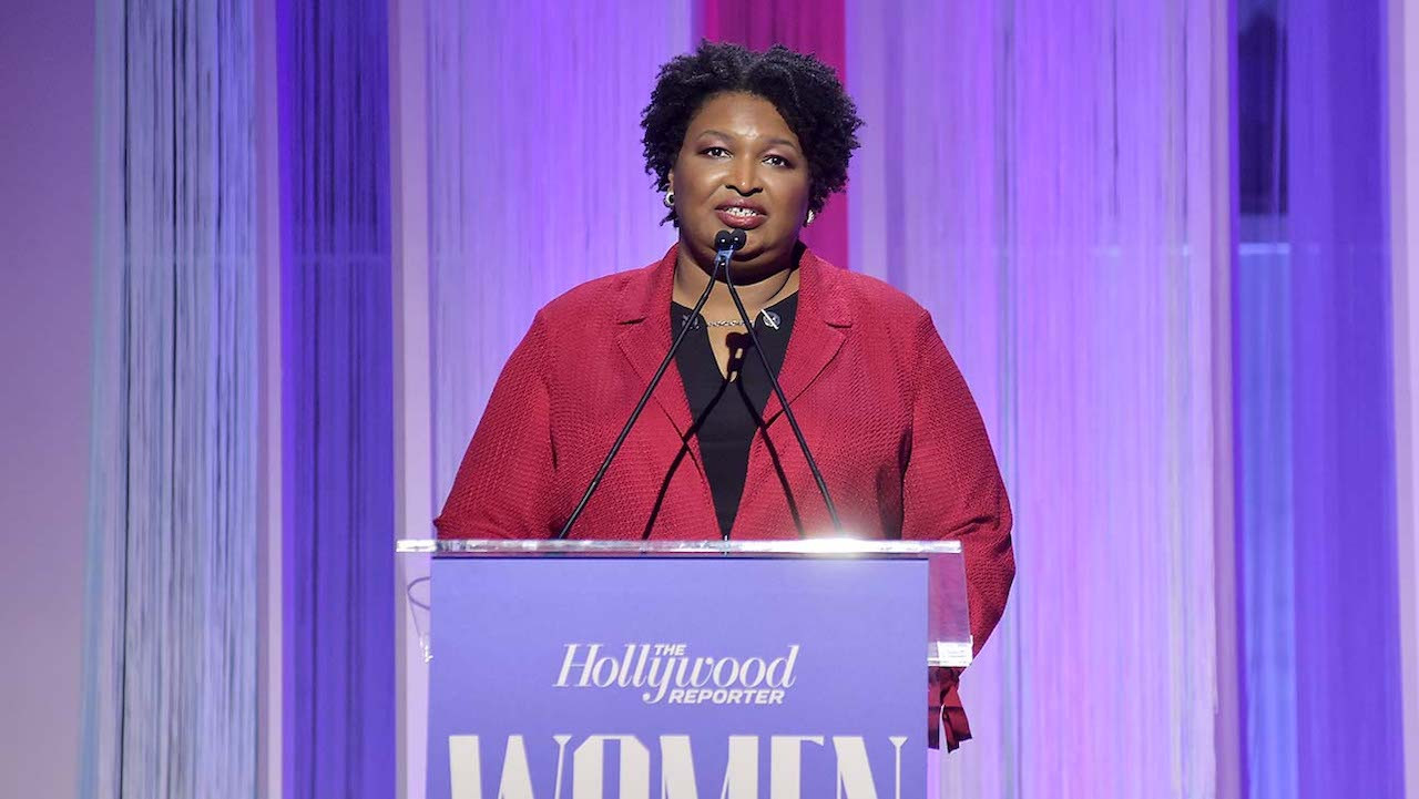 "Stacey Abrams: ""This is Our Moment"" 