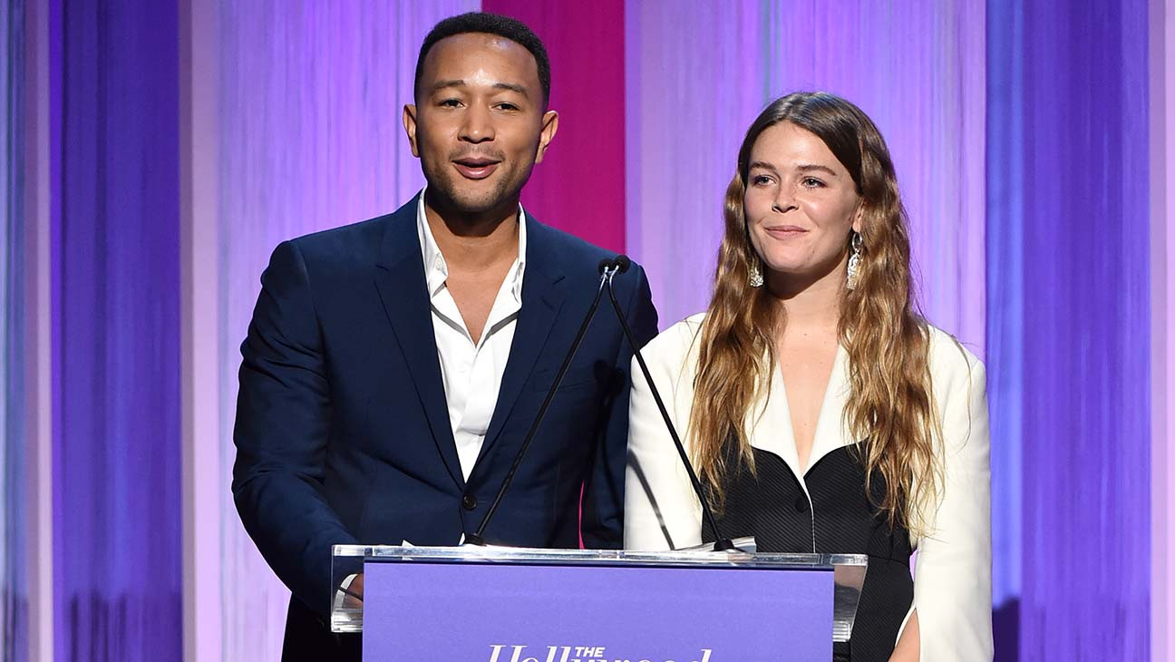 John Legend and Maggie Rogers Present Spotify Scholarship | Women in Entertainment 2019