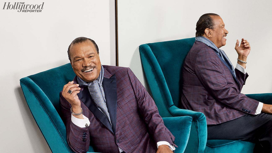 THR - Billy Dee Williams - Hollywood Reporter Style Clinic -Photographed by Martha Galvan- H 2019