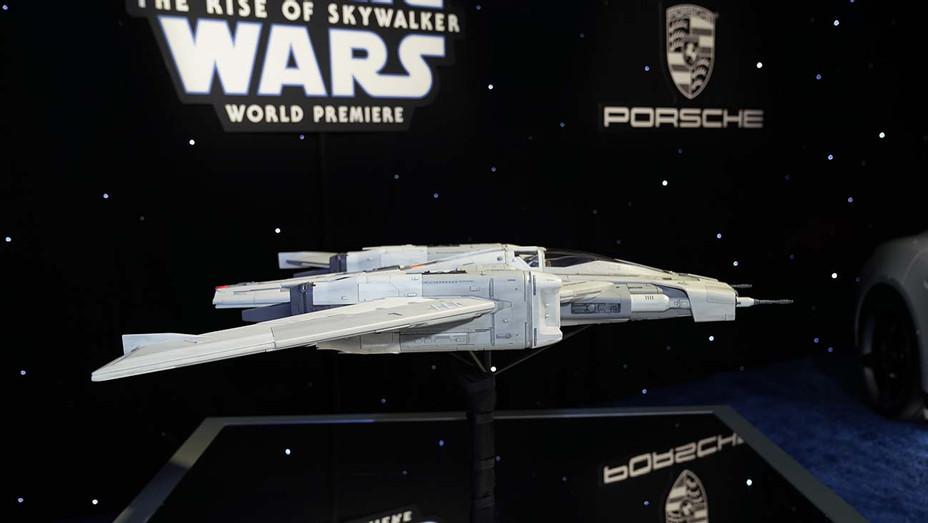 Star Wars Porsche Collaboration -Porsche Publicity-New-H 2019