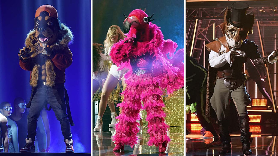 THE MASKED SINGER_Season Finale- And The Winner Takes It All and Takes It Off_Split - Publicity - H 2019