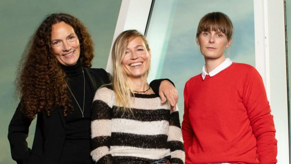 Annette K. Olesen, Johanne Algren, Ditte Milsted