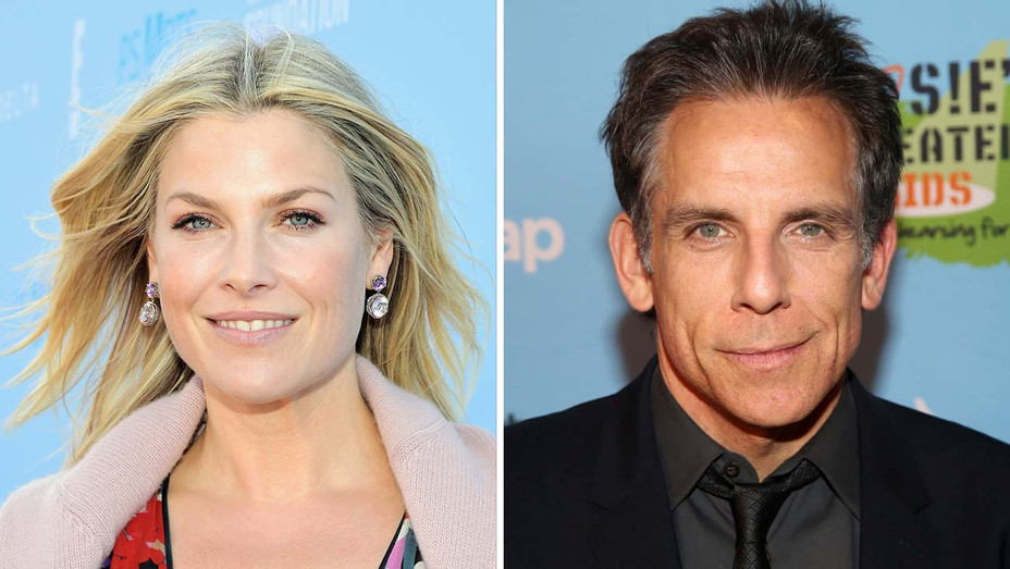 Ali Larter and Ben Stiller - Publicity stills - Split - H 2019