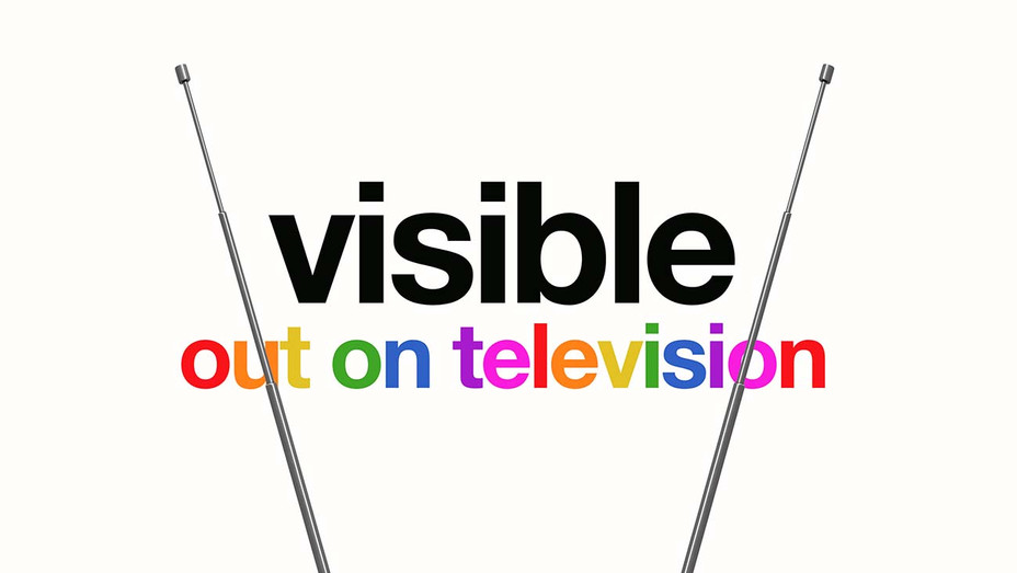 VISIBLE out on Television - Apple Key Art - H 2019