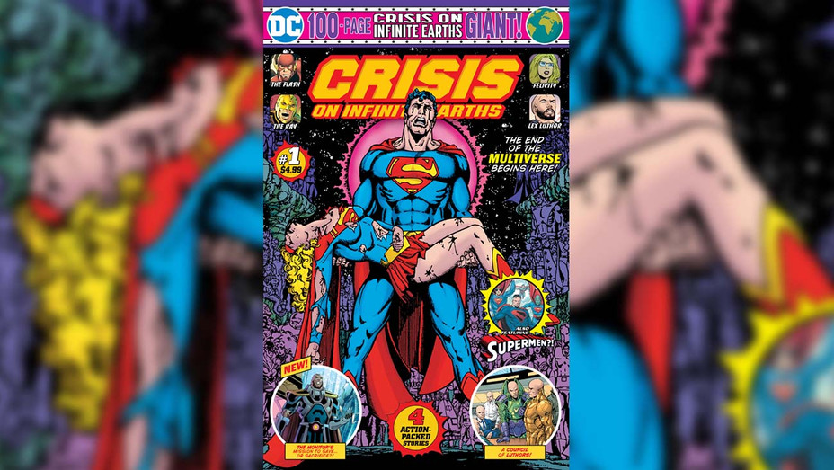 Crisis on Infinite Earths Giant - Publicity - H 2019