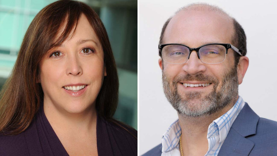 Dana Sharpless and Steve Sicherman Split- 20th Century Fox TV Publicity-H 2019