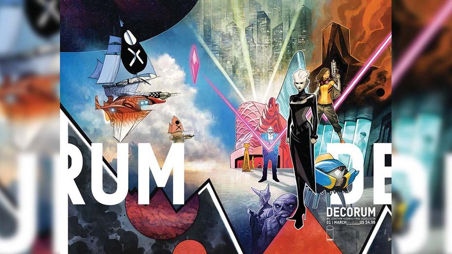 Decorum - Mike Huddleston Image Comics - H 2019