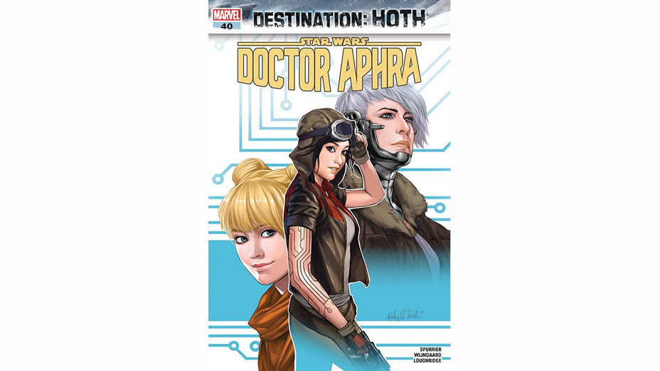 Doctor Aphra 40 Cover - Publicity - H 2019