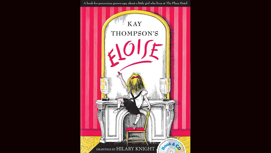 Eloise Book Cover -Publicity- H 2019