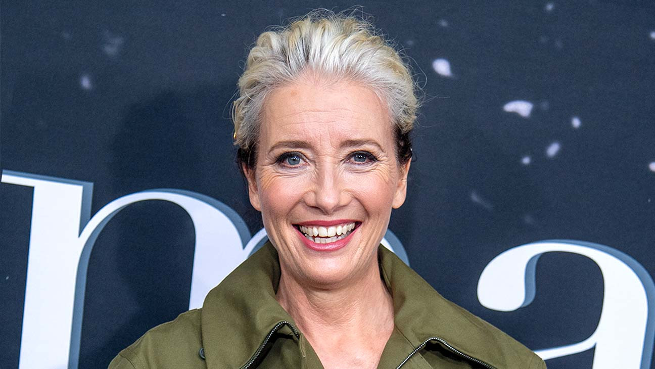 Emma Thompson to Star in Sex Comedy 'Good Luck to You, Leo Grande'