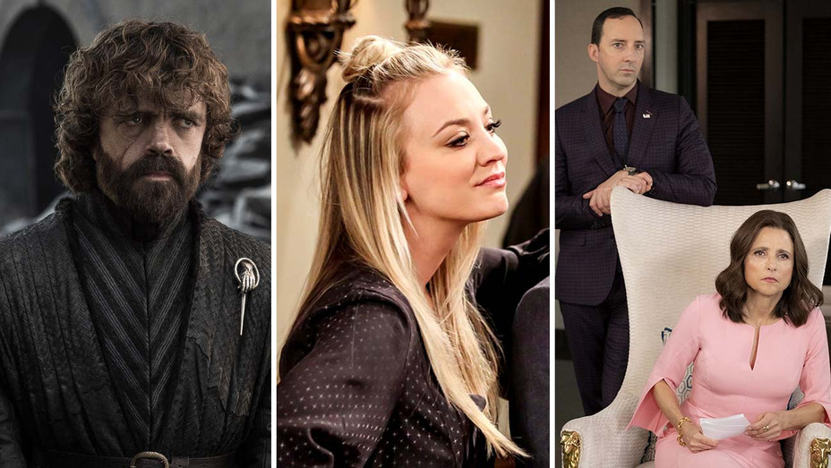 Game of Thrones - The Big Bang Theory - Veep - Publicity Stills - Split - H 2019