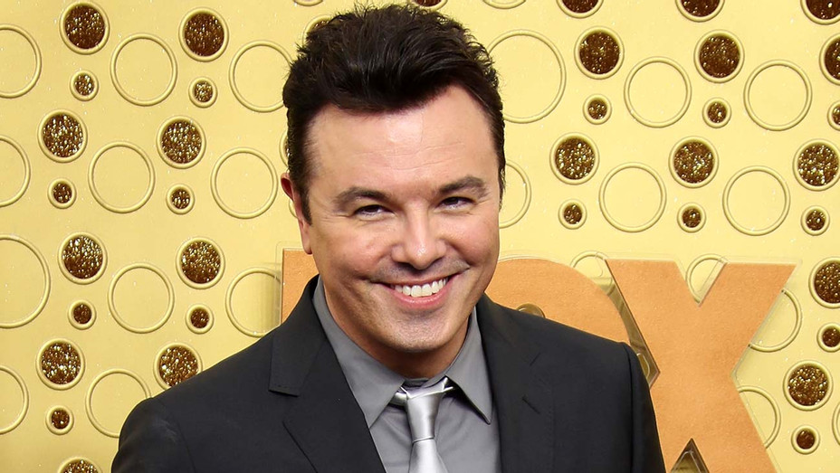 Seth MacFarlane attends the 71st Emmy Awards 2- Getty-H 2019