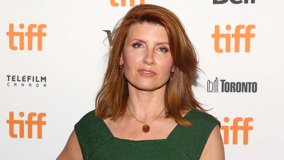 """Sharon Horgan attends the """"Military Wives"""" premiere - Getty-H 2019"""