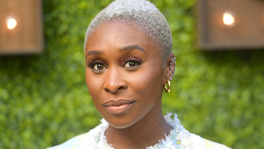 Cynthia Erivo attends the The Hollywood Reporter Indie Contenders Roundtable at AFI FEST 2019 -Getty-H 2019