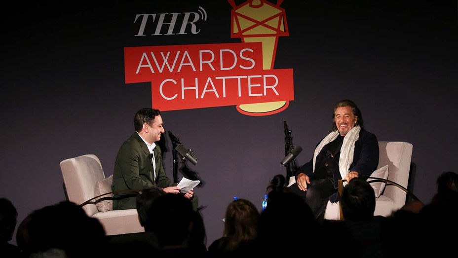 Awards Chatter Live with Al Pacino — Getty — H 2019