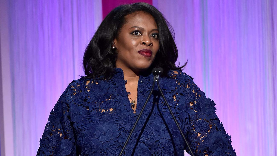 Brie Miranda Bryant speaks onstage during The Hollywood Reporter's Power 100 Women in Entertainment - Getty-H 2019