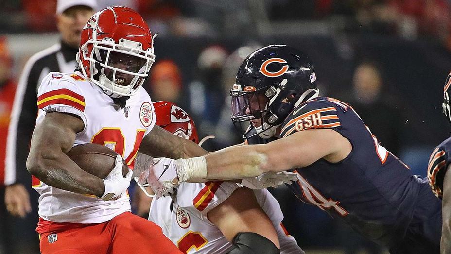 Kansas City Chiefs Chicago Bears Soldier Field - Getty - H 2019