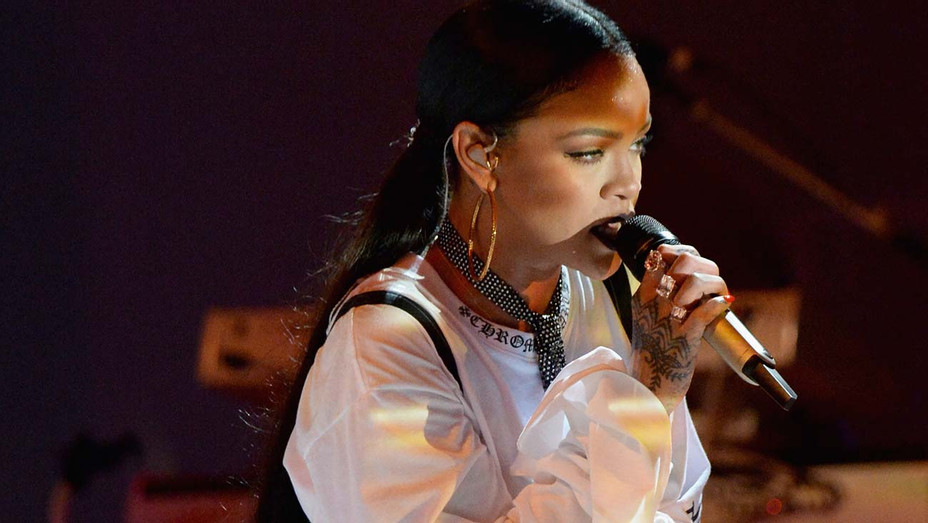 Singer Rihanna performs onstage at the 2016 Global Citizen Festival - Getty-H 2019