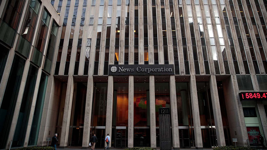 Fox Headquarters New York City - Getty - H 2019