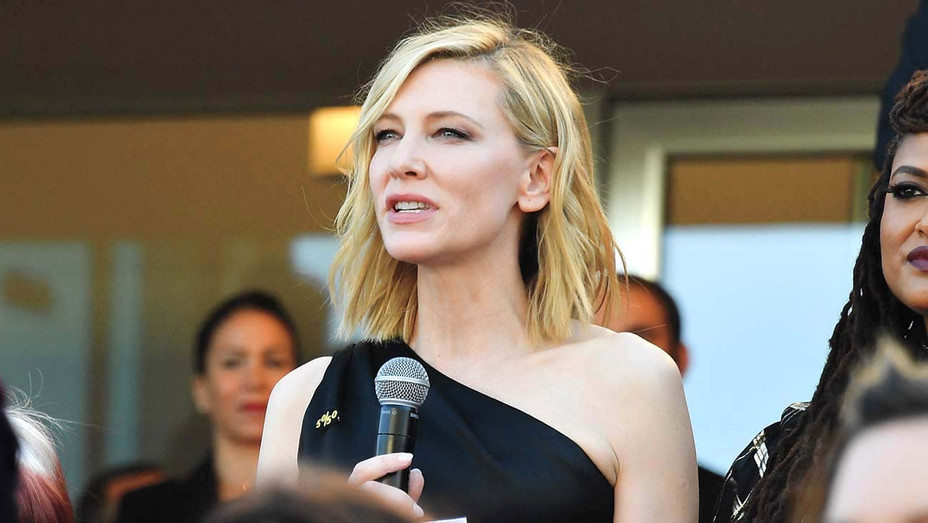 Cate Blanchett - screening of Girls Of The Sun - Getty-H 2019
