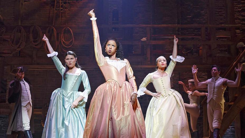 Hamilton on Broadway - Production still 2- H 2019