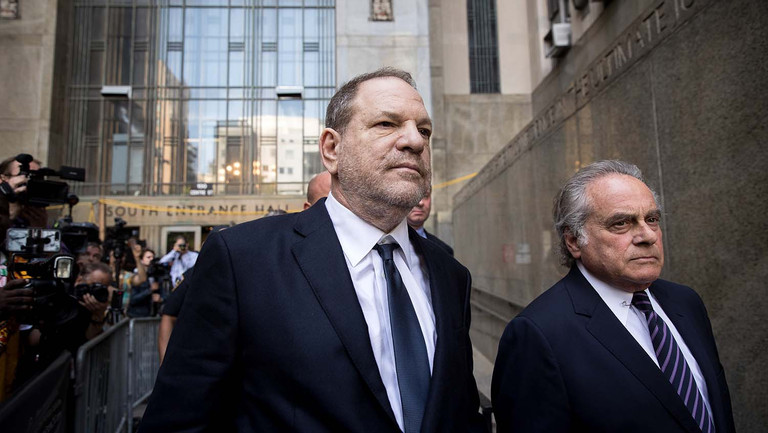 """For Weinstein Victims, Hope and Anxiety as a Historic Trial Nears: """"We're All Prepared for an Onslaught"""""""