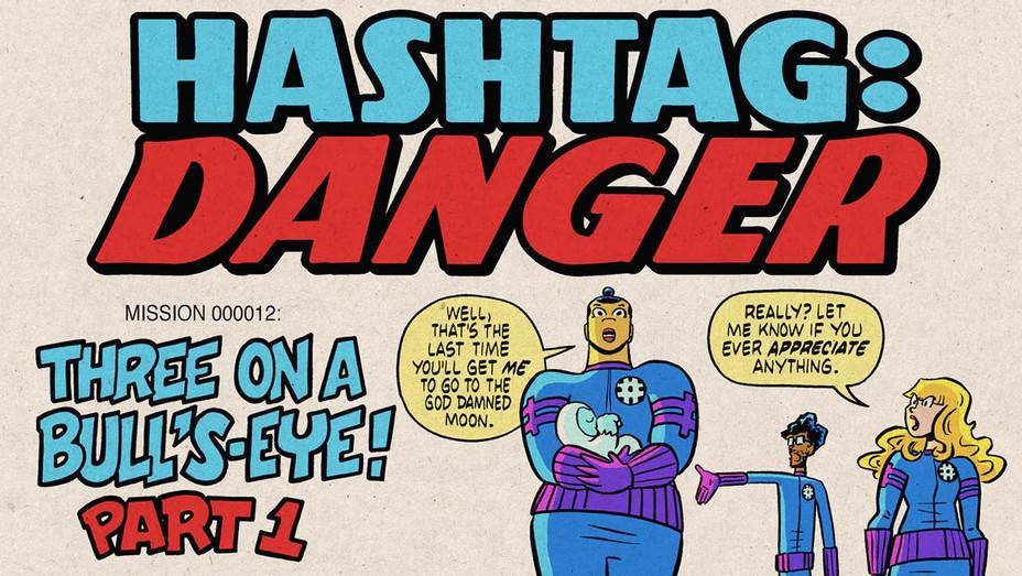 Hashtag Comic Book Art Part 1- Chris Giarrusso AHOY - Publicity-H 2019