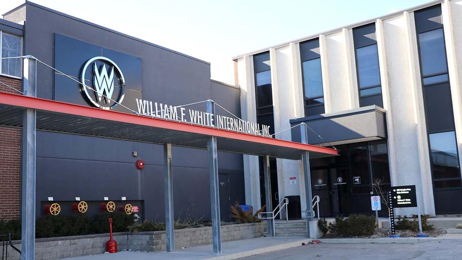 William F. White International facility - Publicity-H 2019