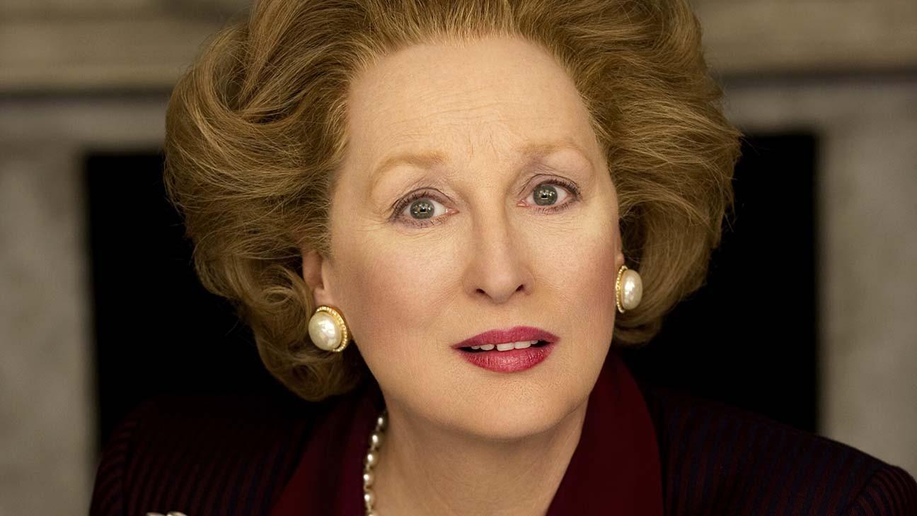 Die eiserne Dame (2011) - Meryl Streep 1- Photofest -H 2019