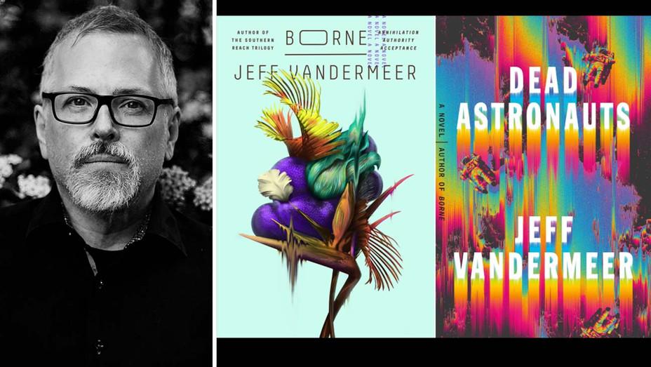 Jeff Vandermeer and Book Split-H 2019